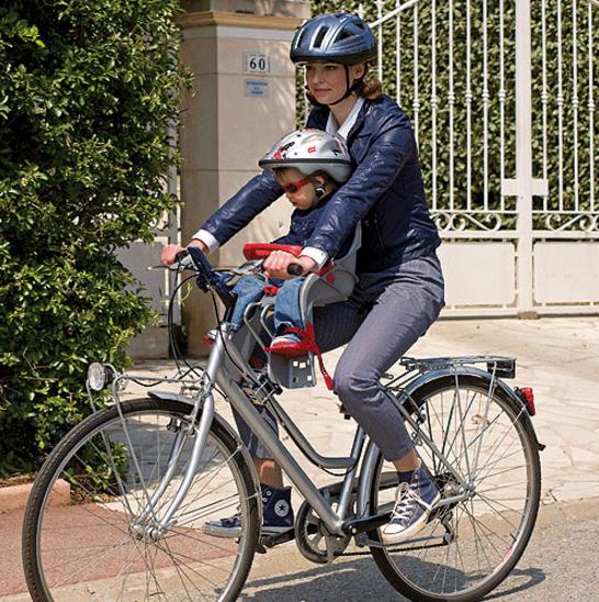 Come Scegliere Il Seggiolino Bici Per I Bambini Sogno Del Bambino